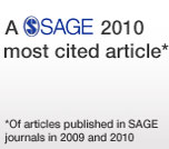 Sage Most Cited Article